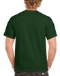 Men's Classic Short Sleeve T-Shirt (Forest Green)