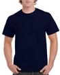 Men's Classic Short Sleeve T-Shirt (Navy)