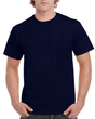 Men's Classic Short Sleeve T-Shirt (Navy)