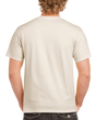 Men's Classic Short Sleeve T-Shirt (Natural)