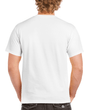Men's Classic Short Sleeve T-Shirt (White)