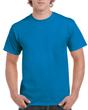 Men's Classic Short Sleeve T-Shirt (Sapphire)
