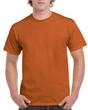 Men's Classic Short Sleeve T-Shirt (Texas Orange)