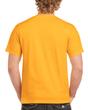 Men's Classic Short Sleeve T-Shirt (Gold)