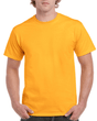 Men's Classic Short Sleeve T-Shirt (Gold)