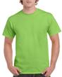 Men's Classic Short Sleeve T-Shirt (Lime)