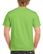 Men's Classic Short Sleeve T-Shirt (Lime)
