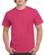 Men's Classic Short Sleeve T-Shirt (Heliconia)