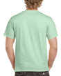 Men's Classic Short Sleeve T-Shirt (Mint Green)