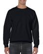 Men's Crewneck Sweatshirt (Black)