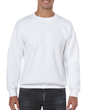 Men's Crewneck Sweatshirt (White)