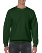 Men's Crewneck Sweatshirt (Forest Green)