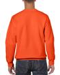 Men's Crewneck Sweatshirt (Orange)