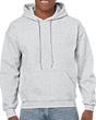 Men's Hooded Sweatshirt (Ash Grey)