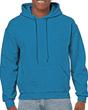Men's Hooded Sweatshirt (Antique Sapphire)
