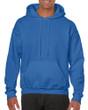 Men's Hooded Sweatshirt (Royal)