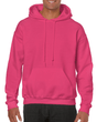 Men's Hooded Sweatshirt (Heliconia)