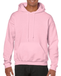 Men's Hooded Sweatshirt (Light Pink)