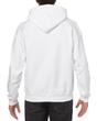 Men's Hooded Sweatshirt (White)