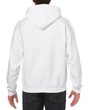 Men's Hooded Sweatshirt (White)