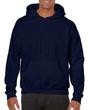 Men's Hooded Sweatshirt (Navy)