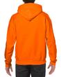 Men's Hooded Sweatshirt (Safety Orange)