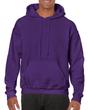 Men's Hooded Sweatshirt (Purple)