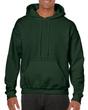 Men's Hooded Sweatshirt (Forest Green)