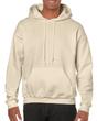 Men's Hooded Sweatshirt (Sand)