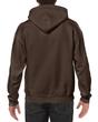 Men's Hooded Sweatshirt (Dark Chocolate)