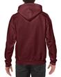 Men's Hooded Sweatshirt (Maroon)