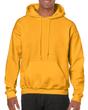 Men's Hooded Sweatshirt (Gold)