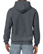 Men's Hooded Sweatshirt (Dark Heather)