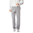 Men's Open Bottom Pocketed Sweatpant (Sport Grey)