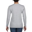 Women's Classic Long Sleeve T-Shirt (Sport Grey)