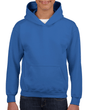 Youth Pullover Hooded Sweatshirt (Royal)