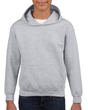 Youth Pullover Hooded Sweatshirt (Sport Grey)