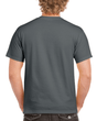 Men's Ultra Cotton Adult T-Shirt (Charcoal)