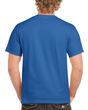 Men's Ultra Cotton Adult T-Shirt (Royal)