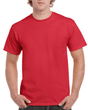 Men's Ultra Cotton Adult T-Shirt (Red)