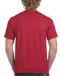 Men's Ultra Cotton Adult T-Shirt (Antique Cherry Red)