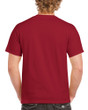 Men's Ultra Cotton Adult T-Shirt (Cardinal Red)