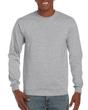 Men's Ultra Cotton Adult Long Sleeve T-Shirt (Sport Grey)