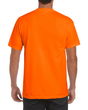 Men's DryBlend Workwear T-Shirts with Pocket (Safety Orange)
