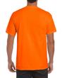 Men's DryBlend Workwear T-Shirts with Pocket (Safety Orange)