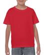 Kids'  Ultra Cotton T-Shirt (Red)