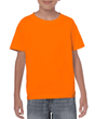 Kids'  Ultra Cotton T-Shirt (Orange)