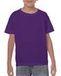 Kids'  Ultra Cotton T-Shirt (Purple)