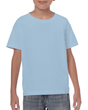 Kids'  Ultra Cotton T-Shirt (Carolina Blue)