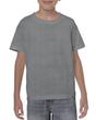Kids'  Ultra Cotton T-Shirt (Charcoal)